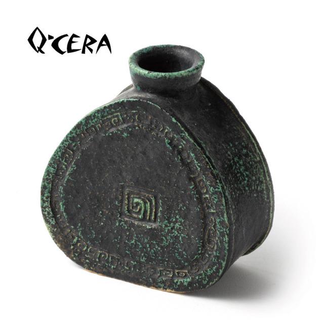 たたら花瓶【Q-CERA(丸田博人)】