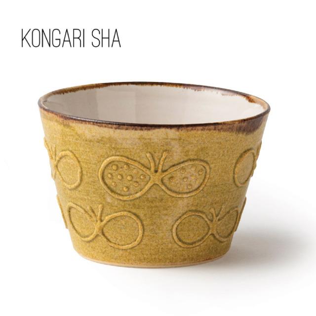 イッチンフリーカップ【コンガリ舎(くぼともこ)】