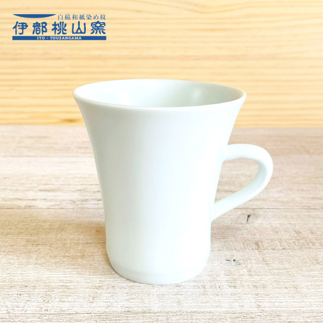 真珠輝磯 マグカップ【伊都桃山窯(赤間厚子)】※受注生産