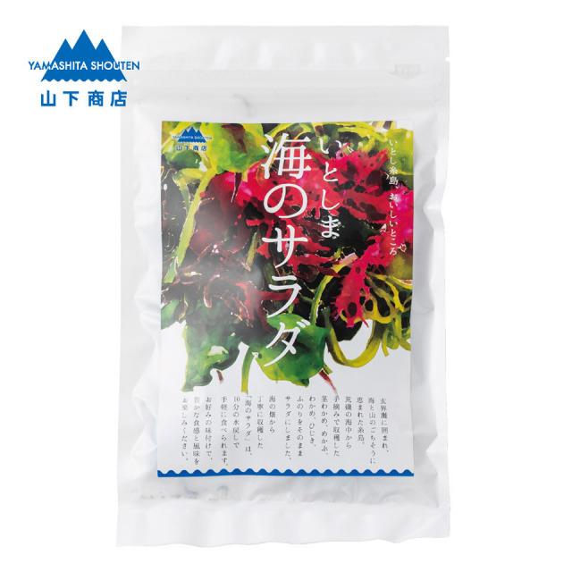 いとしま 海のサラダ【山下商店】