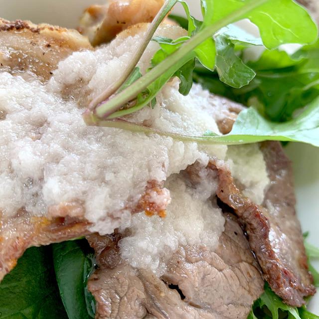 糸島野菜を食べる生ドレッシング(赤玉葱とジンジャー)