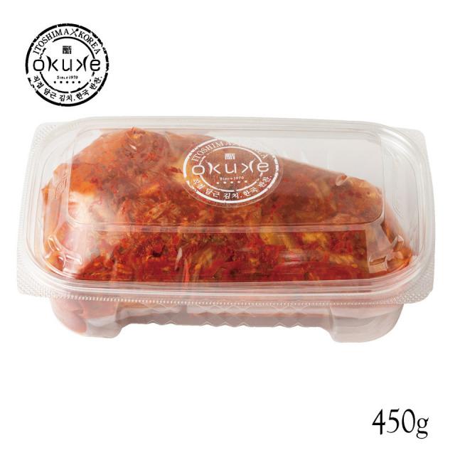 白菜キムチ 450g【玉家のキムチ工房】