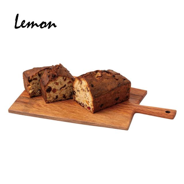 糸島小麦の贅沢フルーツケーキ【スイーツとパン工房 檸檬 -Lemon-】