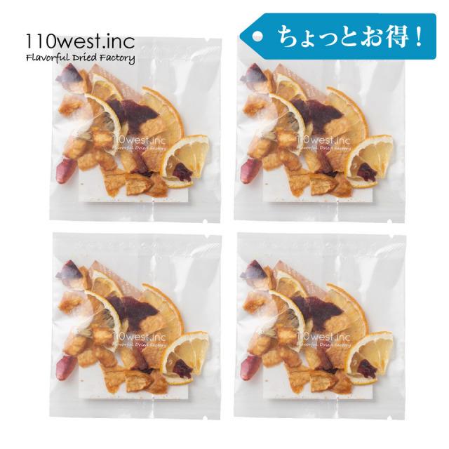 [ちょっとお得!]季節のウォーターミックス 4袋セット【110west.inc】