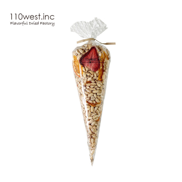 ドライフルーツ屋さんのポン菓子【110west.inc】
