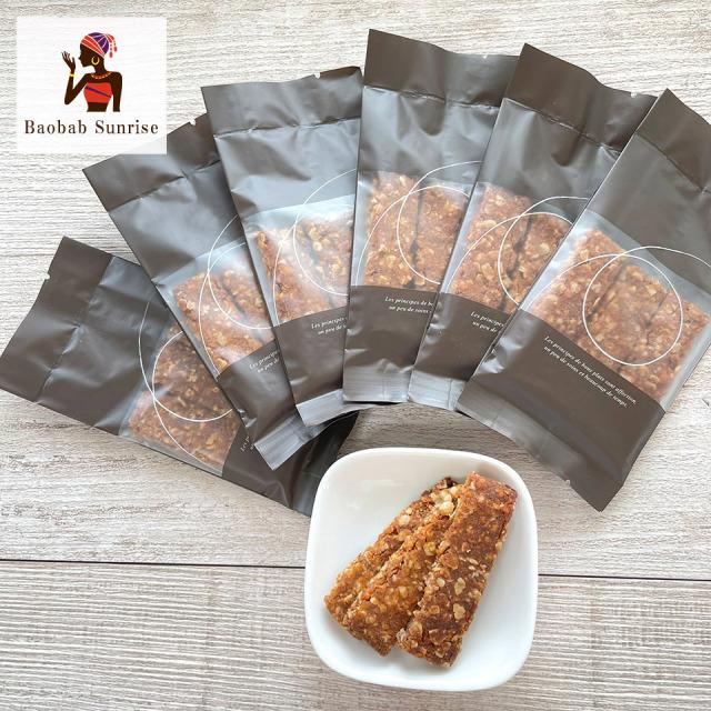 バオバブ&サラシア ビスケット(3個×6袋)【バオバブサンライズ】