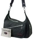 ROUND SHOULDER BAG-M【002-00017】