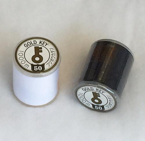 ゴールドキーカタン糸ロー引き50/1000