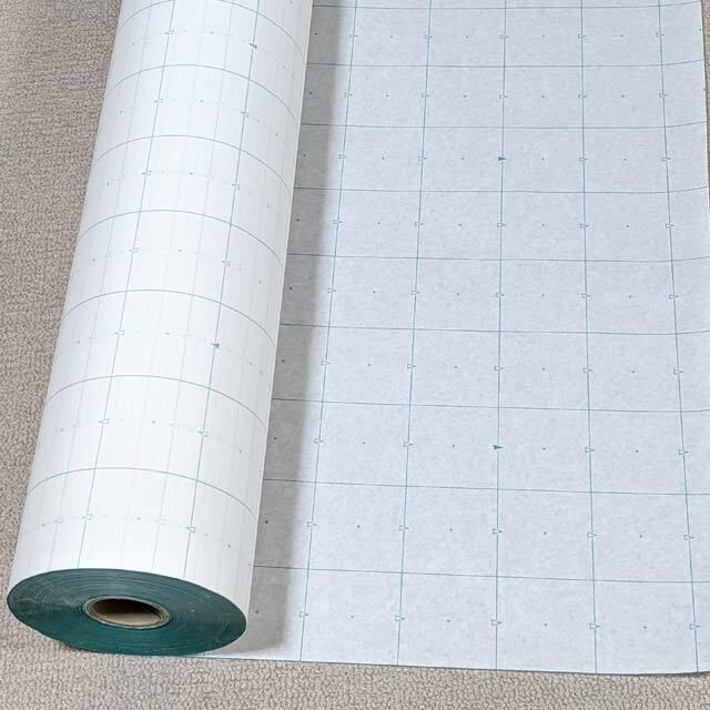 方眼入り型紙用紙