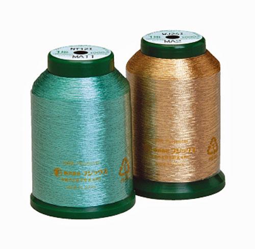 刺繍糸 アルミカラー