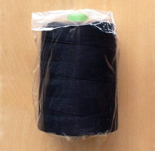 ヒノデビニロン4/250g巻 黒