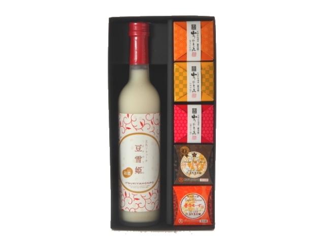 7034 姫ほろ酔いセット 雪【酒類】