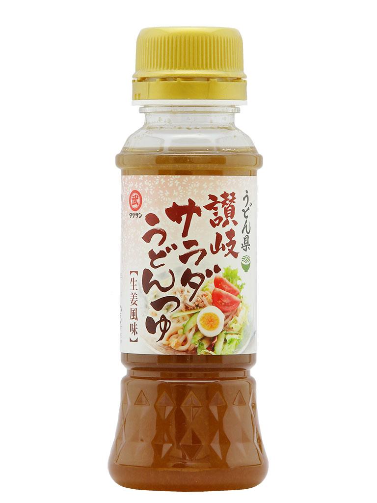 讃岐サラダうどんつゆ「生姜風味」