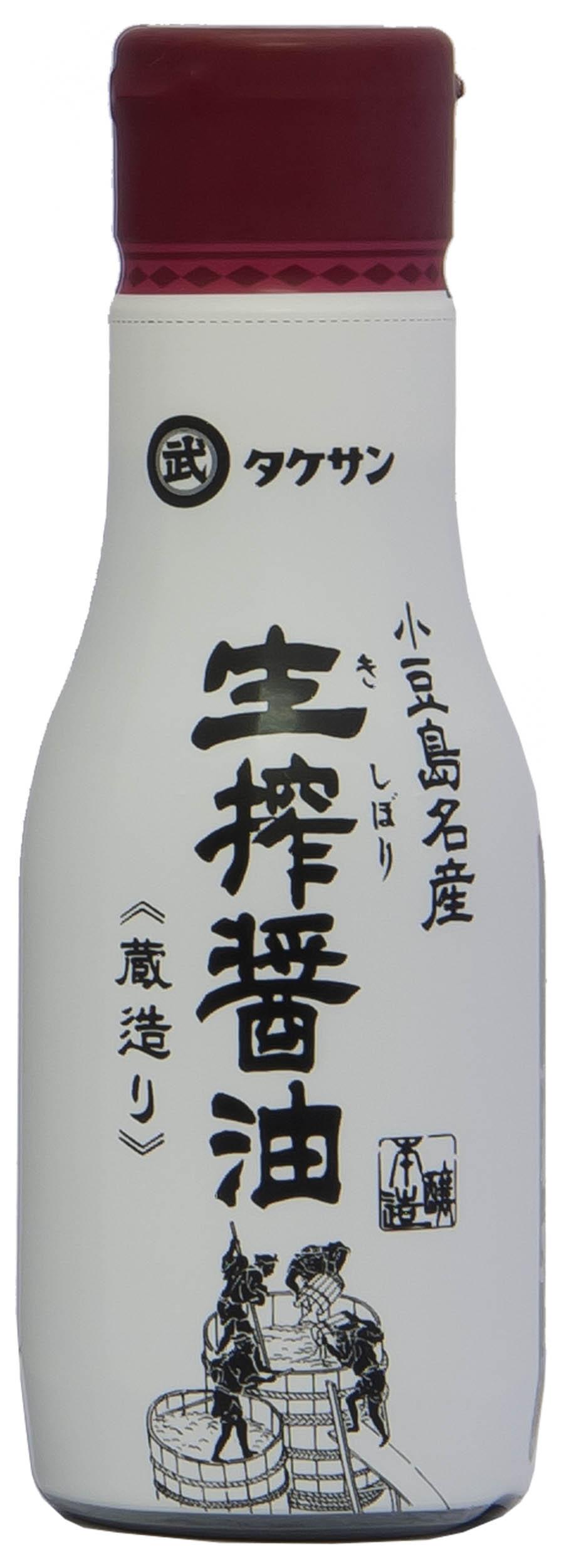 1039生搾醤油(鮮度ボトル)
