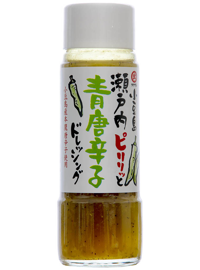 3079 瀬戸内ピリリッと青唐辛子ドレッシング