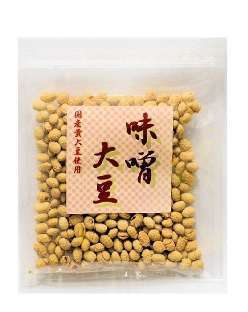 味噌大豆100g