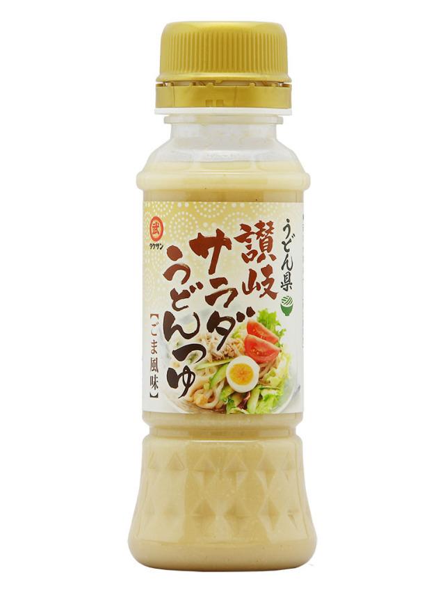 讃岐サラダうどんつゆ「ごま風味」