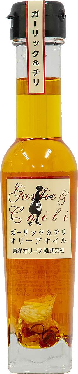 ガーリック&チリ オリーブオイル