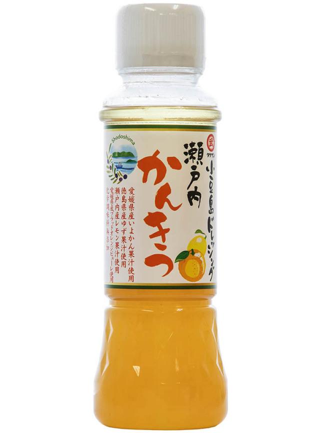 3083 小豆島ドレッシング 瀬戸内かんきつ