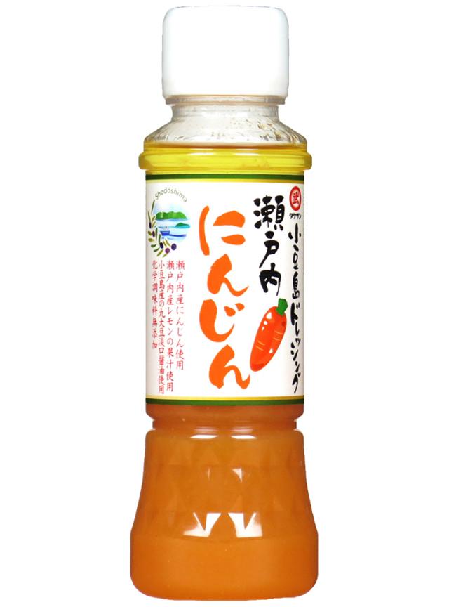 3086 小豆島ドレッシング 瀬戸内にんじん