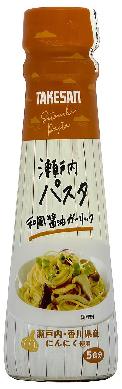 setouchi pasta wafuushouyu garlic