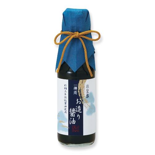 0002-1 一徳庵お造り醤油(150ml)