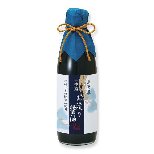 0002-2 一徳庵お造り醤油(360ml)