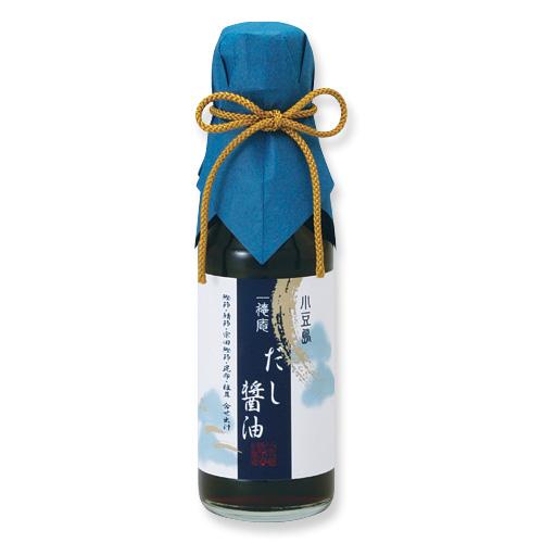 0004-1 一徳庵だし醤油(150ml)