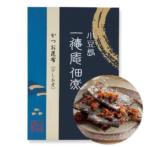 かつお昆布 ひしお煮(袋入り)140g