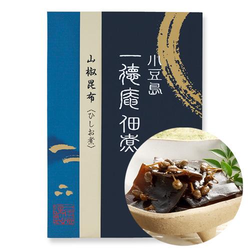 山椒昆布 ひしお煮(袋入り)115g