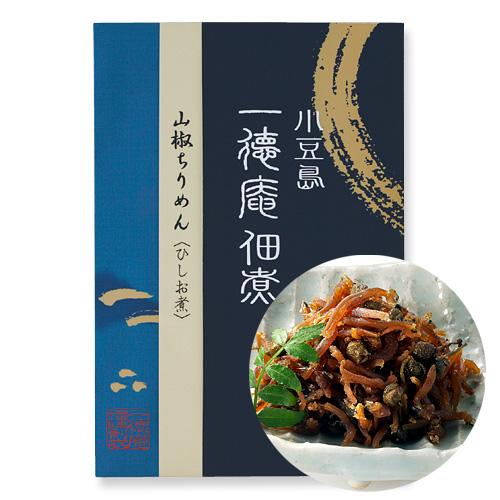 山椒ちりめん ひしお煮(袋入り) 120g