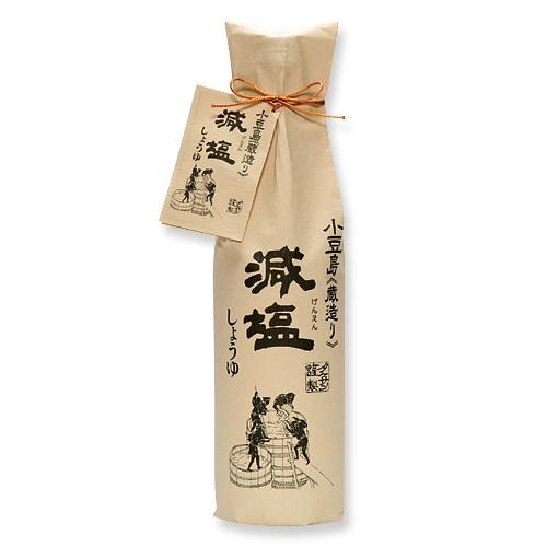 減塩醤油(720ml)