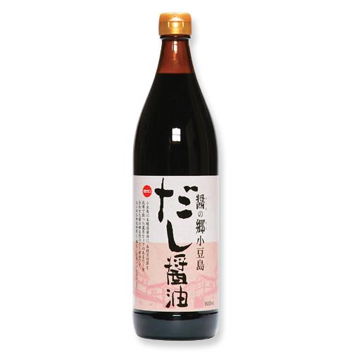 2001 醤の郷だし醤油(900ml)