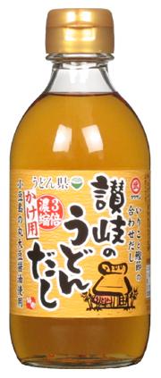 讃岐うどんだし かけ用(300ml)