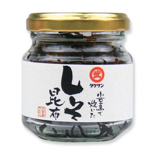 本場の本物 小豆島で炊いたしそ昆布(60g)