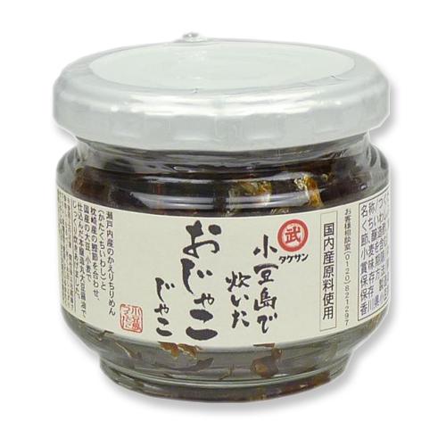 6322 小豆島で炊いたおじゃこじゃこ(50g)