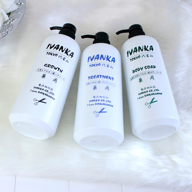 IVANKA細毛用1L×3本セット
