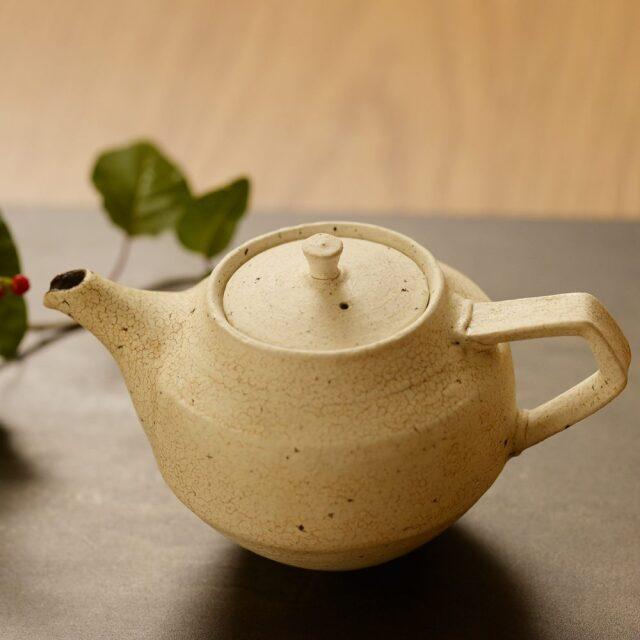 橋本忍 皹化粧茶壺