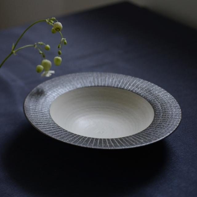 奥田章 トクサパスタ鉢