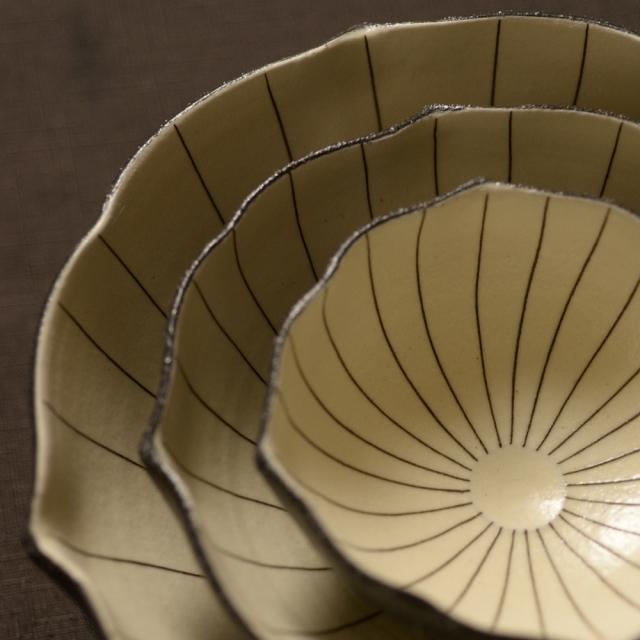 奥田章 蓮華鉢