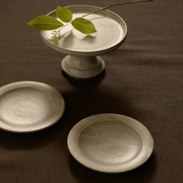 大野香織 豆皿