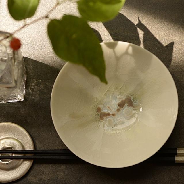 紫蓮 磁器 Spring mini bowl