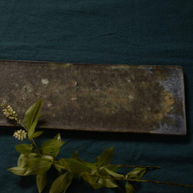 紫蓮  Long Plate