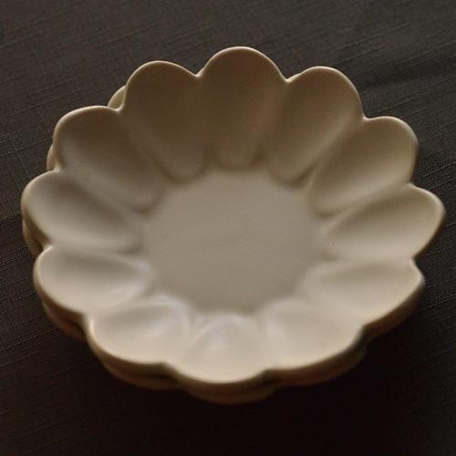 橋本尚美 デザート皿(小鉢) マーガレット