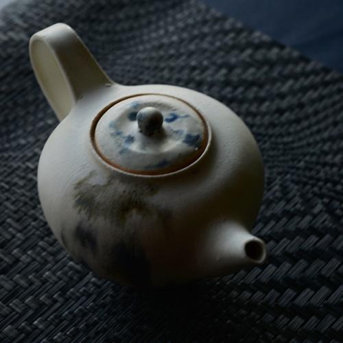 紫蓮 monet藍 ポット