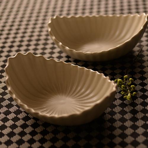 橋本尚美 小鉢 デイジー(楕円)