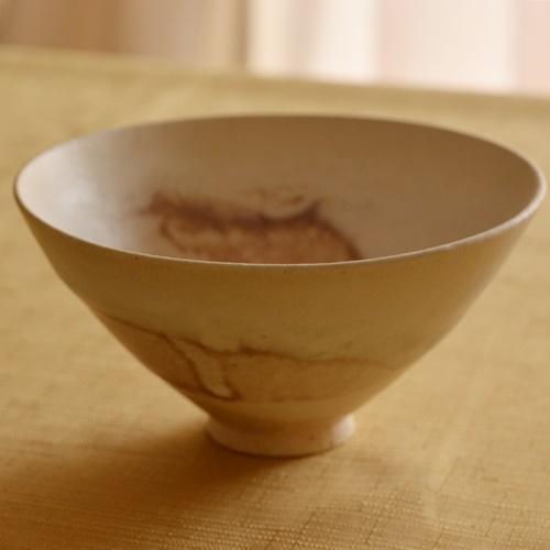 紫蓮 monetブラウン 飯碗
