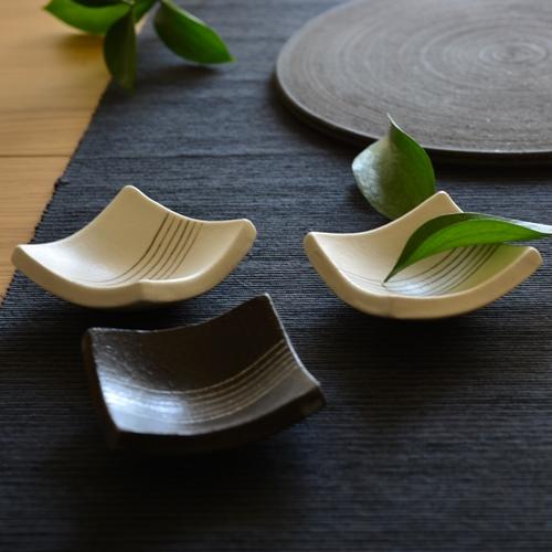 奥田章 箸置き 十草 ヤクミ5.5cm