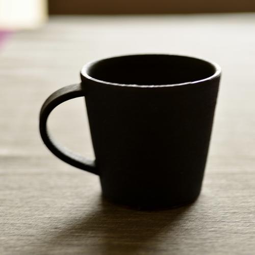 大野香織 銹黒マグカップ レギュラー