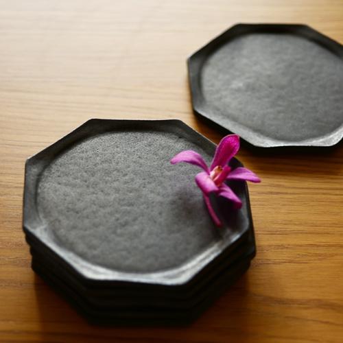 岩山陽平 八角小皿